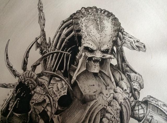 Predator by TraceyLawler